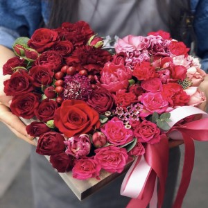 Цветочное сердце 3